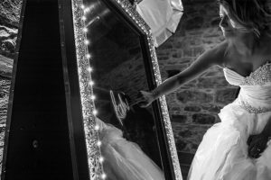 On Reflection: The Growing Trend Of Wedding Mirrors