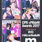 2017 CIPR NI Pride Awards.