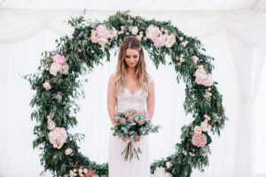 Wedding Hoop Décor that we love